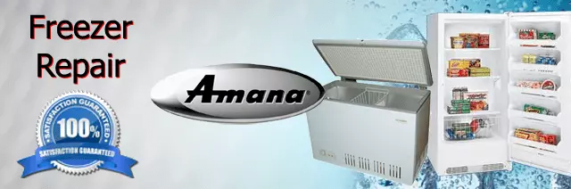 Amana Freezer Repair Orange County Authorized Service