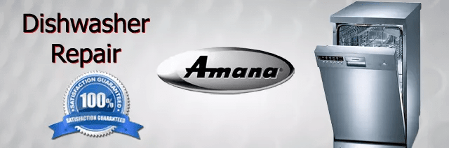 Amana Dishwasher Repair Orange County Authorized Service