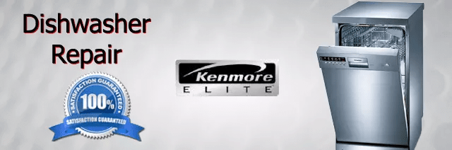 Kenmore Dishwasher Repair Orange County Authorized Service