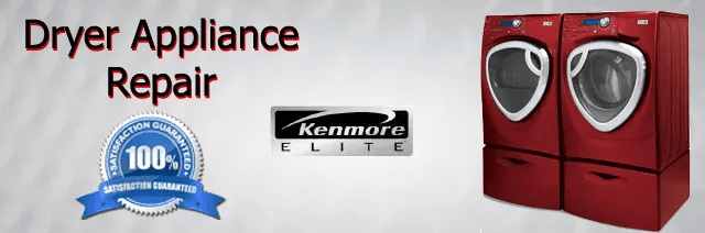 Kenmore Dryer Repair Orange County Authorized Service
