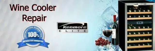Kenmore Wine Cooler Repair Orange County Authorized Service