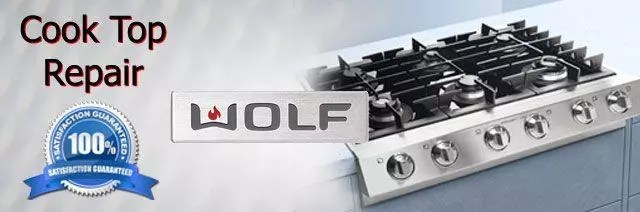Wolf Cook Top Repair Orange County Authorized Service
