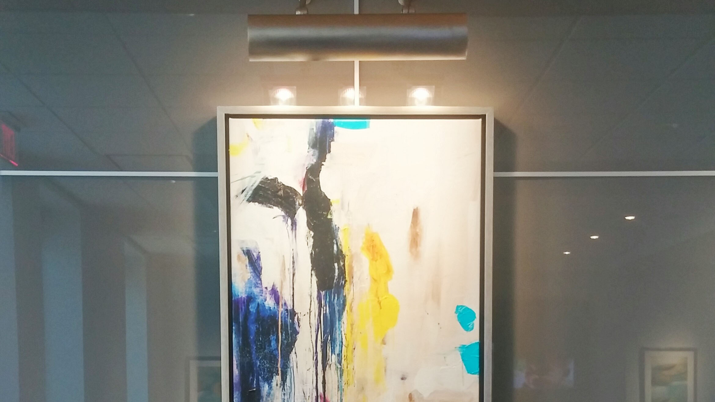 Expert Art Services  Picture Hanging  Art Installation