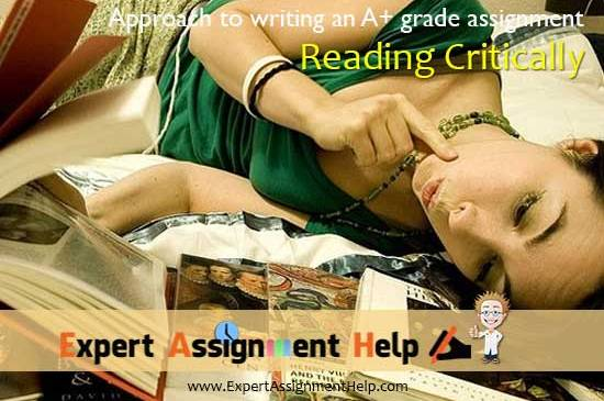 Reading critically 550 × 372