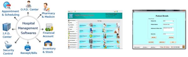Hospital Management Softwares