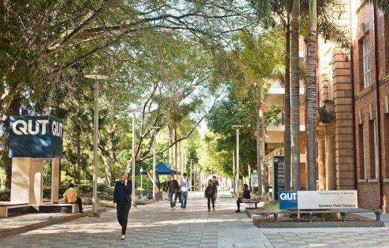 QUT Garden Point Campus