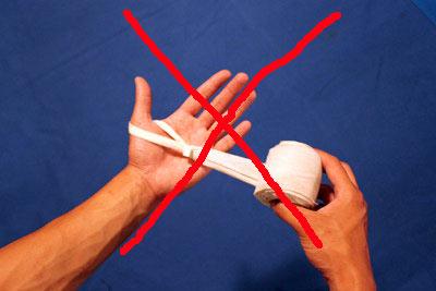 Правильно забинтовать кисть руки эластичным бинтом. Основные способы перевязки запястья руки эластичным бинтом
