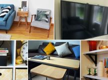 16 amazing space-saving solutions for your living room ...