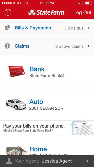 State Farm Mobile App Pocket Agent 174 Review Amp Complaints