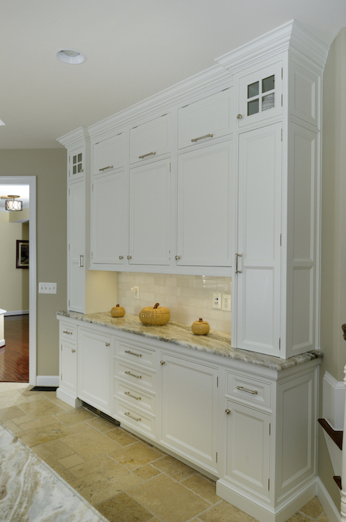 Kitchen Design Challenge Traditional Tract Home With Awkward Kitchen Footprint  Expert Kitchen
