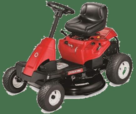 The Troy-Bilt 382cc 30-Inch Premium Neighborhood Riding Lawn Mower
