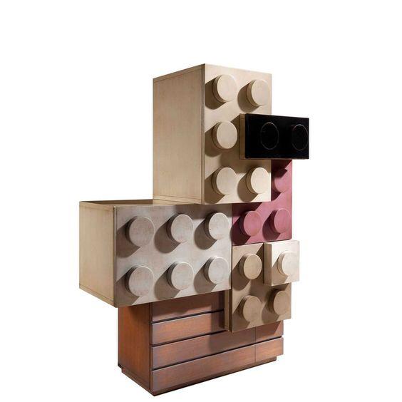 Lego gigantes para muebles Home Staging - Curso Experto Titulado