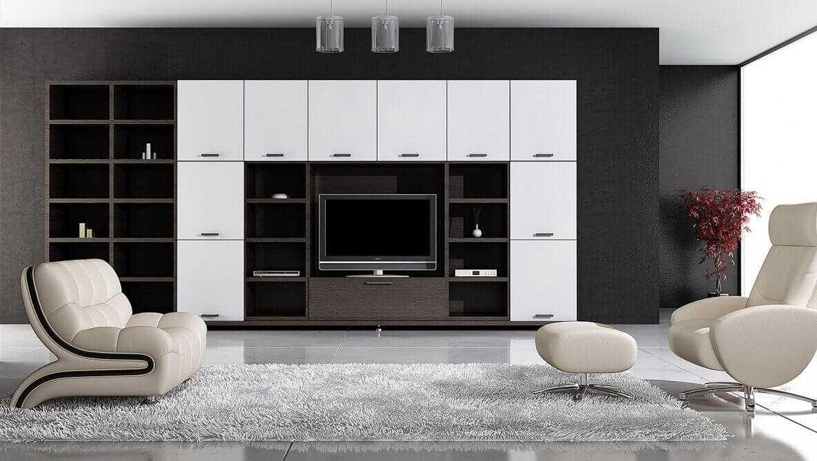 È infatti possibile accostare pareti chiare sia a mobili di colore molto scuro. Mobili Bianchi Negli Interni 75 Esempi Di Design