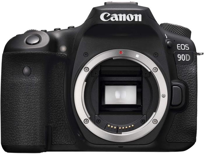 Best Canon dslr for portraits EOS 90D camera