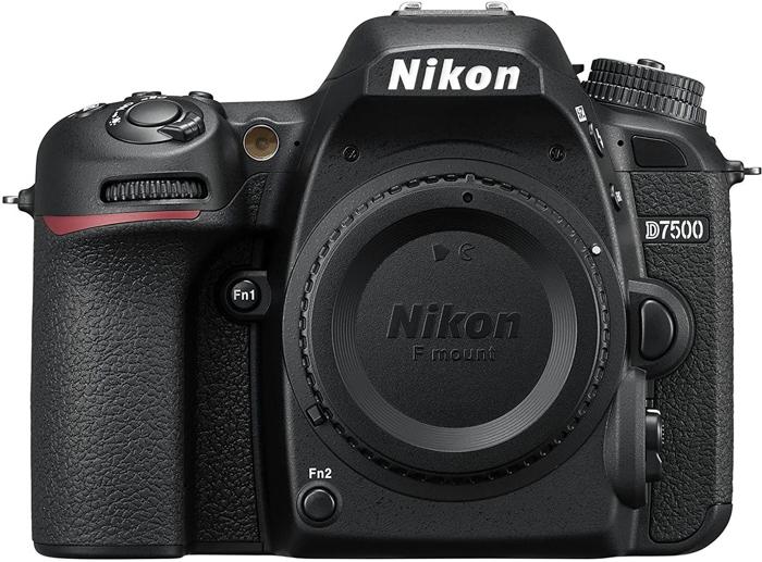 Best Nikon camera for portraits D7500