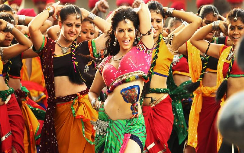100 greatest bollywood dance
