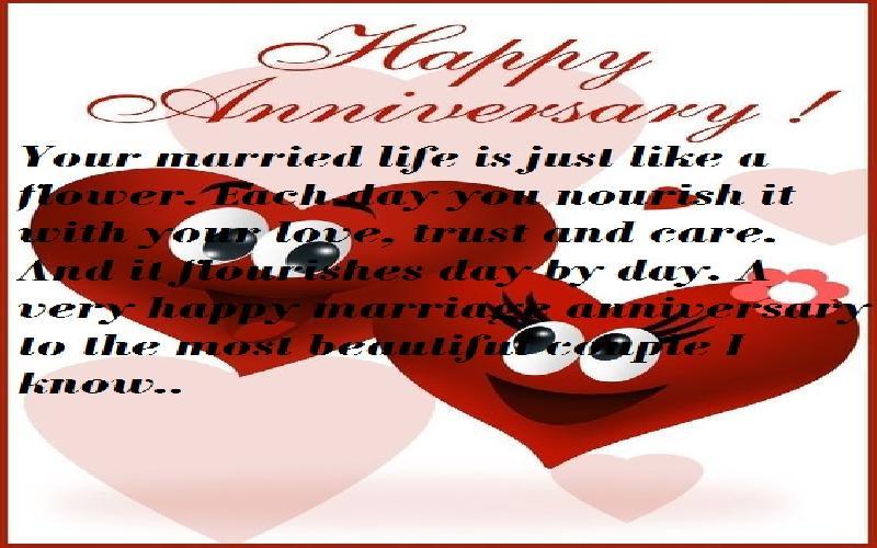 cool wedding anniversary wishes
