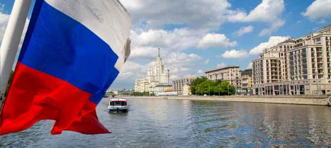 Comment Go Russia répond à Covid-19
