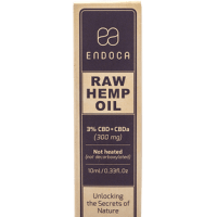 Endoca - Raw Hemp Oil