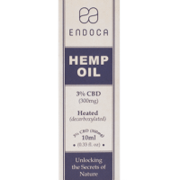 Endoca - Hemp Oil