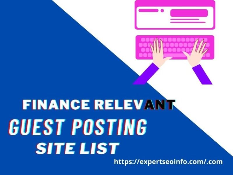 finance guest posting site list