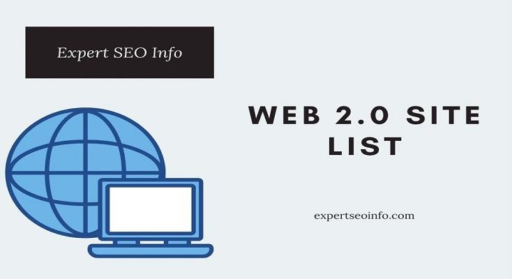 web 2 0 site list