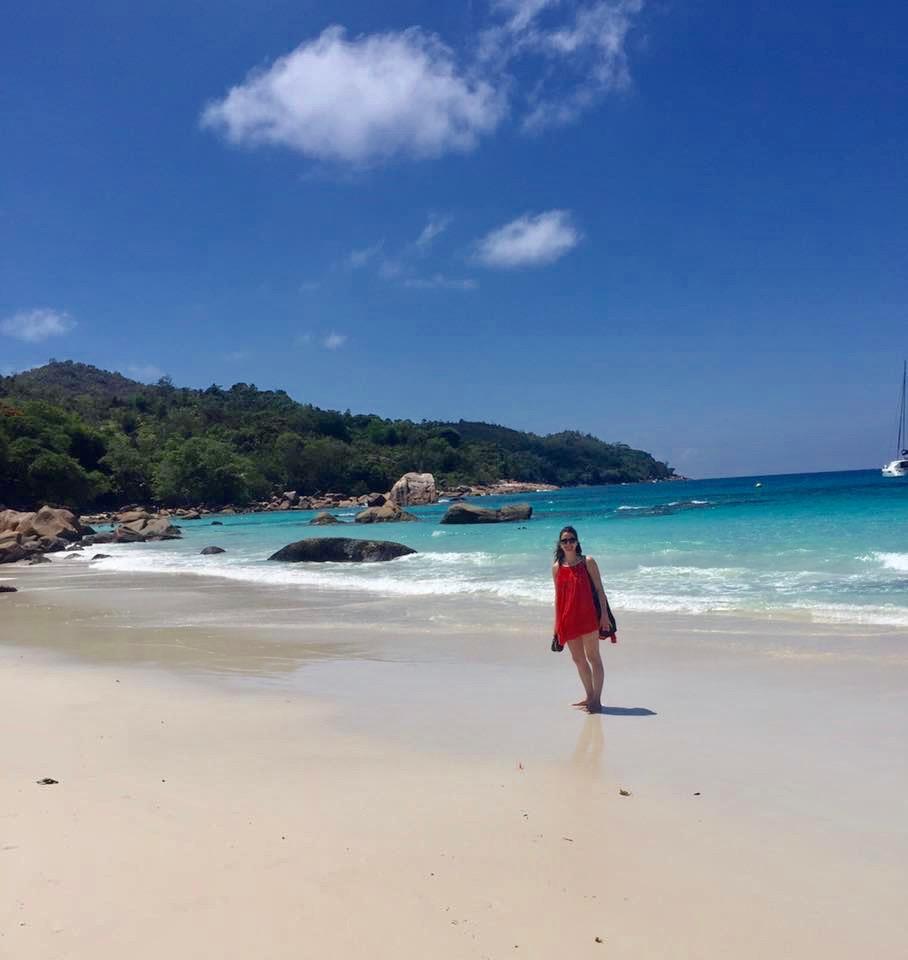 Seychelles Beach: Visit Praslin In The Seychelles