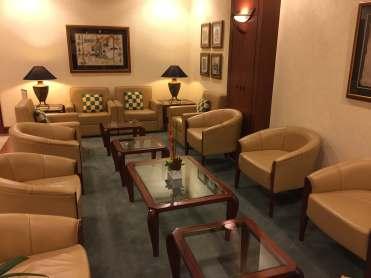 Emirates Lounge AKL