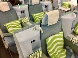 Finnair-A330-JFK-HEL-Business-Class-cabin-round-world-trip