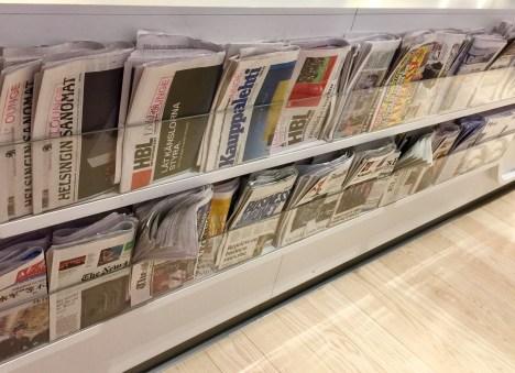 Finnair-Premium-Lounge-international-newspapers-round-world-trip