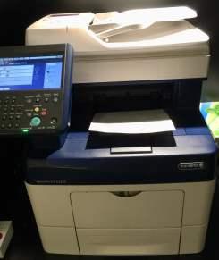 Air-New-Zealand-lounge-Brisbane-printer-photocopier