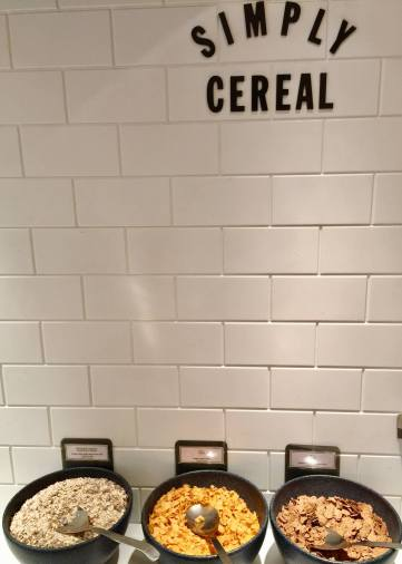 BA-First-Lounge-Heathrow-simply-cereal-selection
