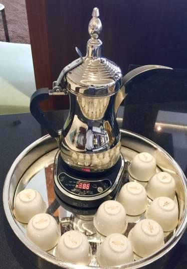 Etihad-Business-Class-Lounge-Abu-Dhabi-Arabic-coffee
