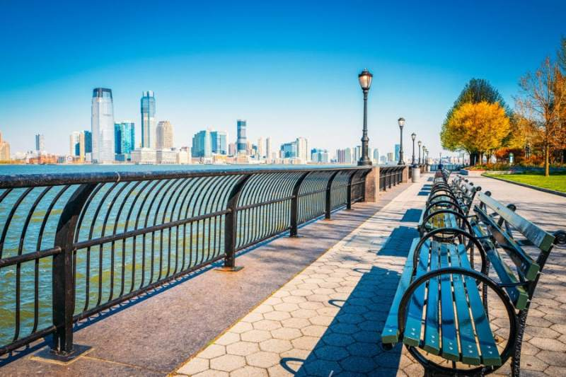 Battery Park View