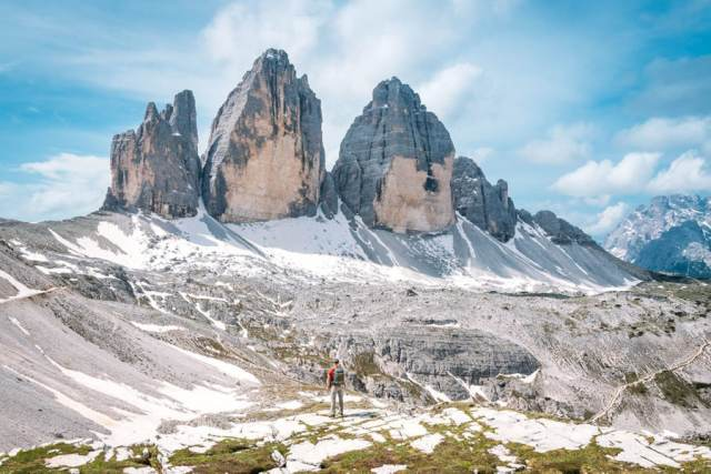 Packing for the Dolomites