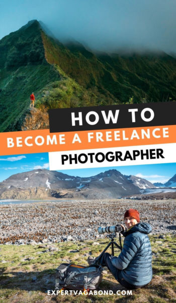 Tips for becoming a freelance photographer. Discover how to make money with your photography. #Photography #Photographer #MakingMoney