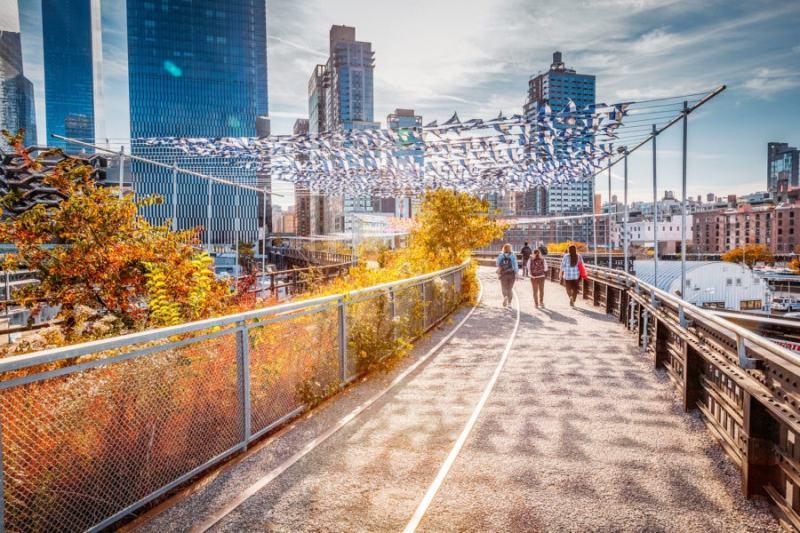 Highline Walking Park