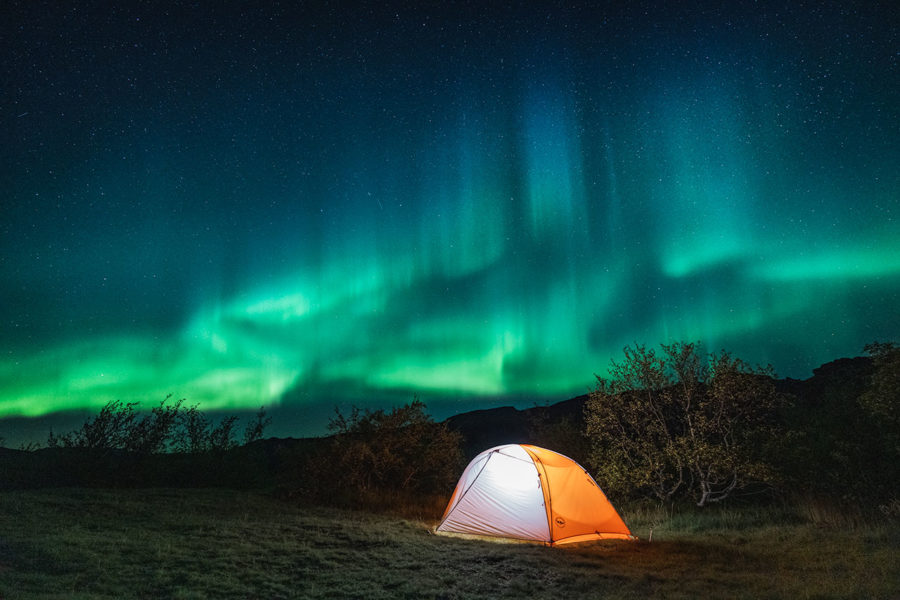 northern lights guide how