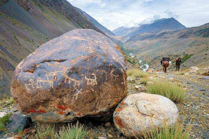 Wakhan Corridor Petroglyphs