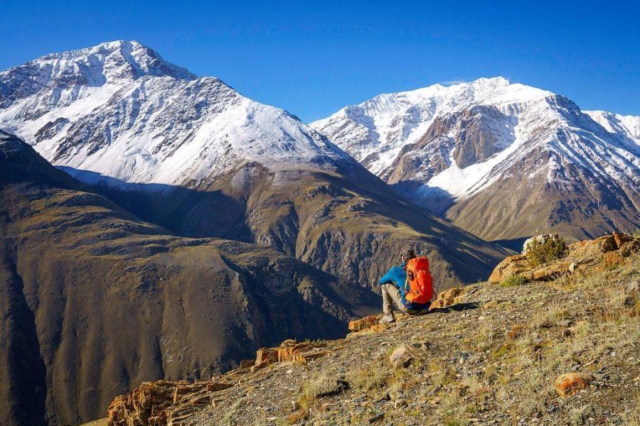 Afghanistan Mountain Pass