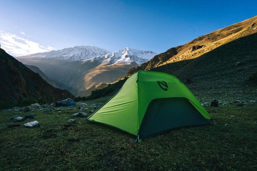 Afghanistan Camping Adventure