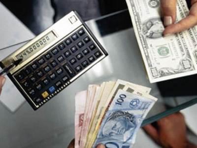 Taxa de câmbio cotação de moedas