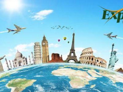 Viajar o mundo com pouco dinheiro