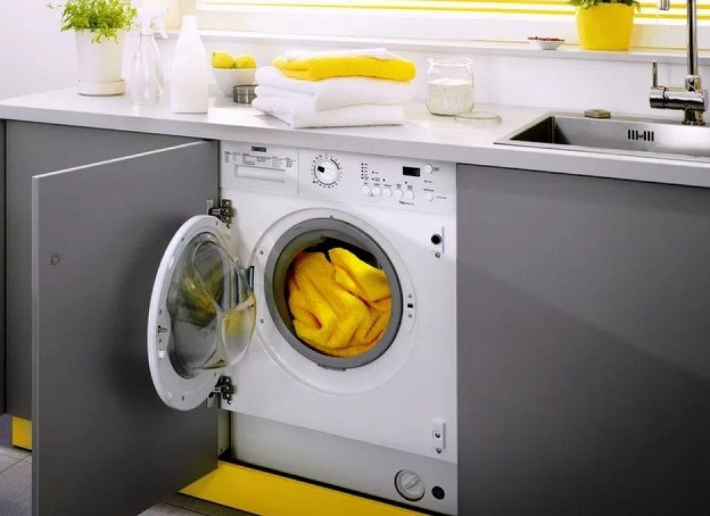 встраиваемые стиральные машинки