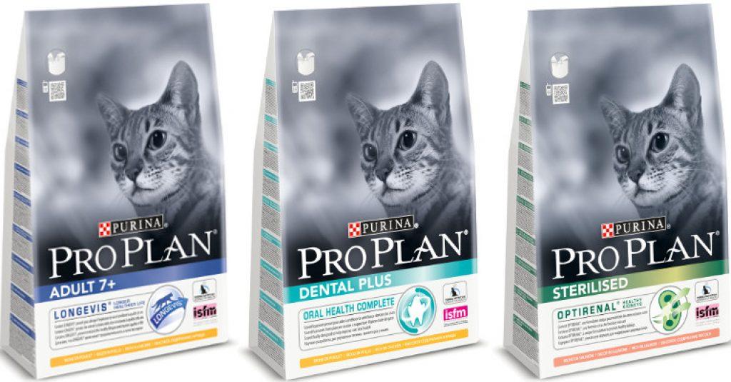 корм для стерилизованных для кошек