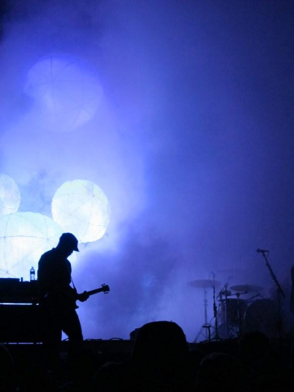 Joey Santiago of the Pixies