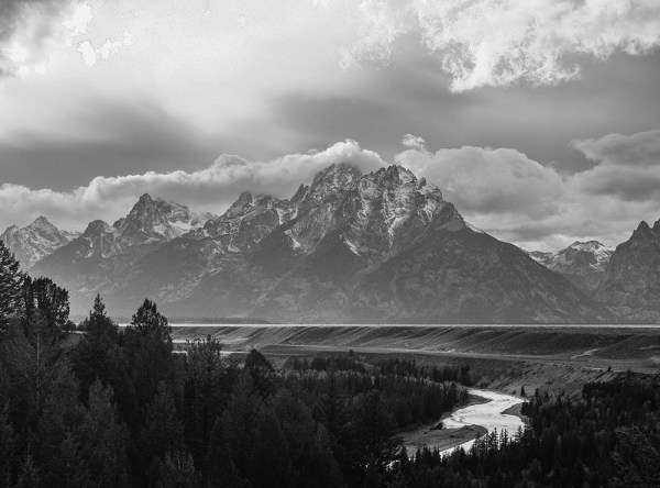 Grand Tetons & the Snake River. October 2015.