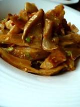 Chengdu Old House eggplant dish