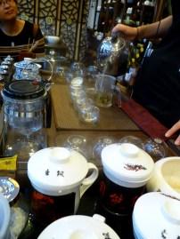 Shanghai tea house