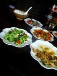 Shangri-la lunch